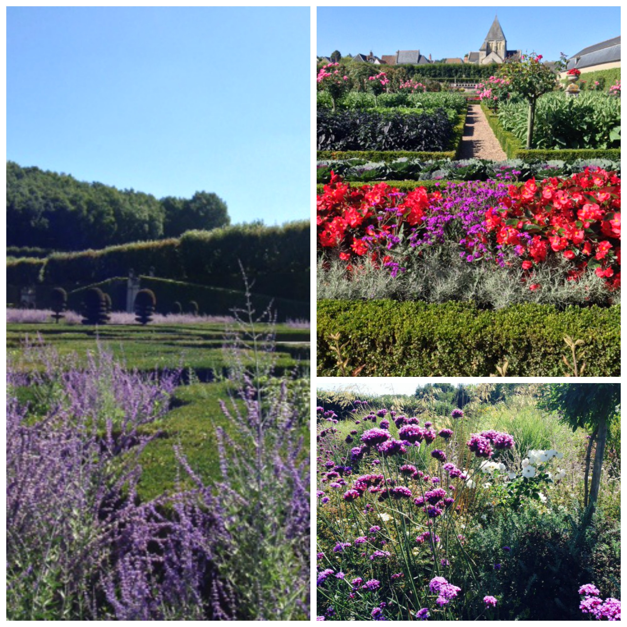villandry collage